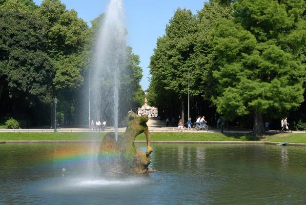 Düsseldorf Hofgarten