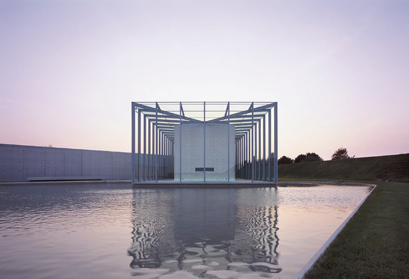 Architekt: Tadao Ando LANGEN FOUNDATION Hombroich