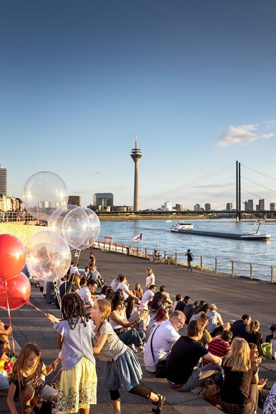 Düsseldorf kennenlernen